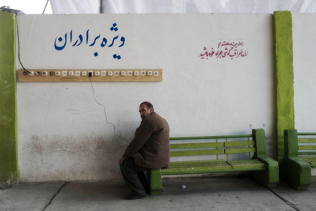 Tehran, mausoleum of Imam Khomeini